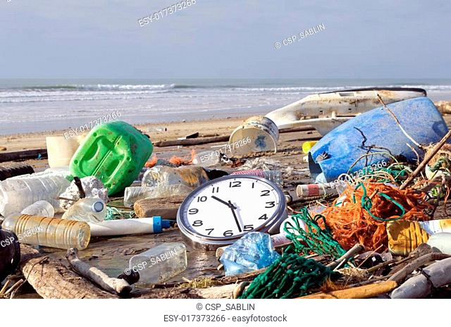 Pollution: Time to wake up!