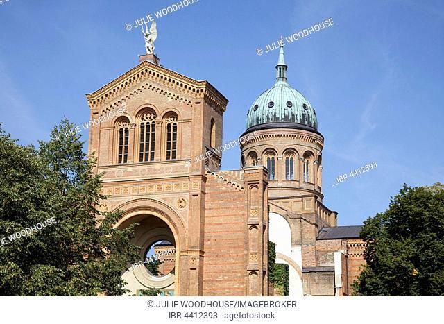 Church Sankt Michael, Michaelskirche, Berlin, Germany
