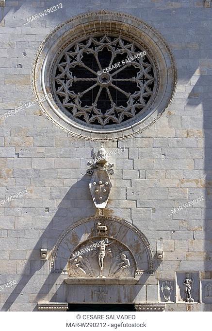 europe, italy, toscana, pietrasanta, cathedral