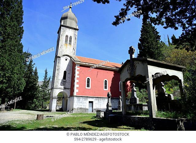 Church of Saint Peter and Saint Paul, Stolac, Bosnia and Herzegovina