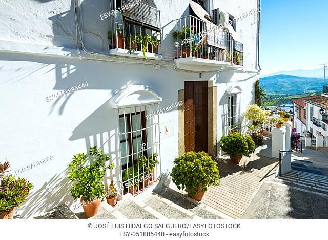 Alozaina, Málaga, Andalusia, Spain, Europe