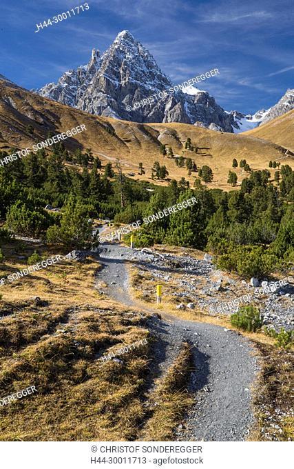 Nationalpark im Val Minger
