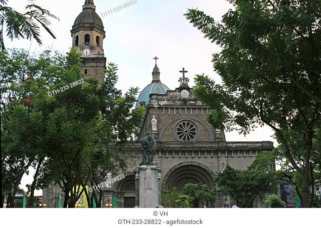 San. Augustin Church, Manila, Philippines