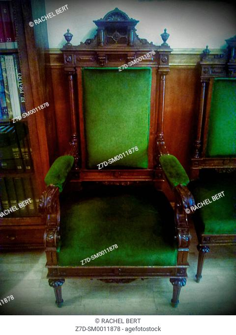 The doctor chair