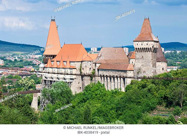 Hunedoara Castle, Hunedoara, Romania