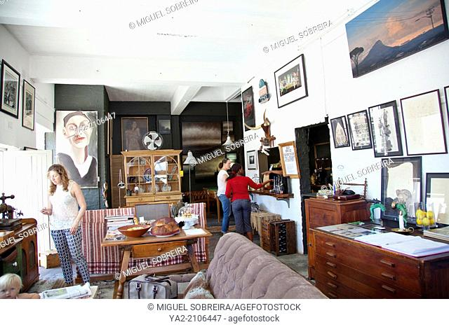 Luvey N Rose Cafe and Gallery in Bo Kaap - Cape Town - South Africa