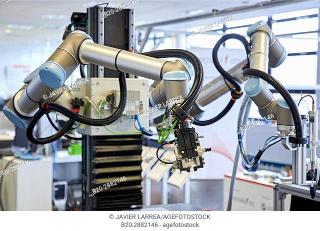 Robot, Industry, Research and Technology Center, Tecnalia Research & Innovation, Donostia, Basque Country, Spain, Europe