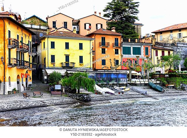 Varenna on Lake Como, Province Lecco, Lombardy, Italy