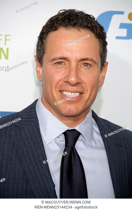 New York Comedy Festival and the Bob Woodruff Foundation's 9th Annual Stand Up For Heroes Event - Arrivals Featuring: Chris Cuomo Where: New York City, New York