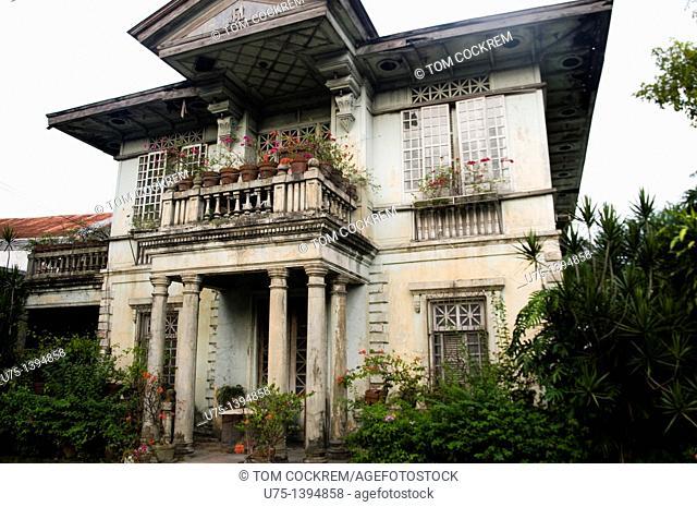 Ancestral house, Jaro, Iloilo, Panay, Philippines