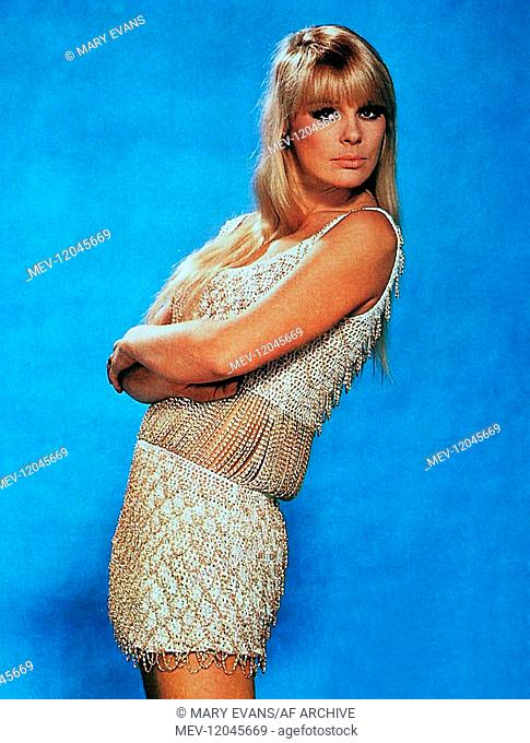Elke Sommer Actress 01 May 1968
