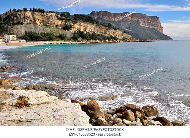 France, Bouches du Rhone, Cassis,