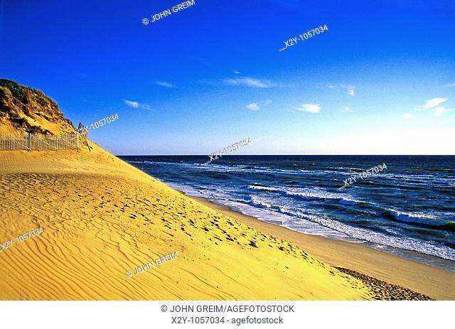 Cahoon Beach  Massachusetts, Cape Cod
