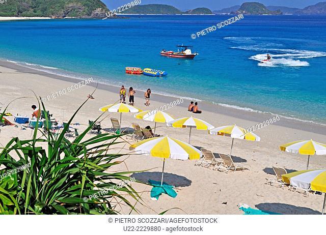 Zamami, Okinawa, Japan: Furuzamami Beach