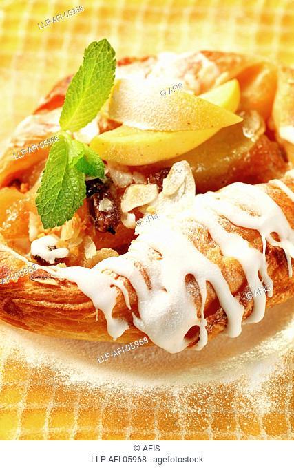 Apple Danish pastry