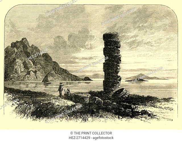 'On the Coast of Samos', 1890. Creator: Unknown