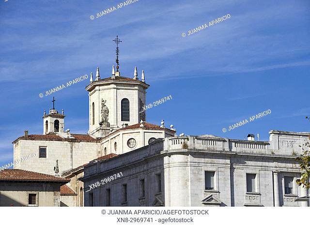 Catedral de Santander, Santander, Cantabria, Spain, Europe