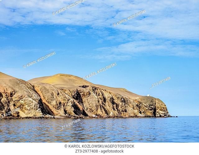 Paracas Peninsula, Ica Region, Peru