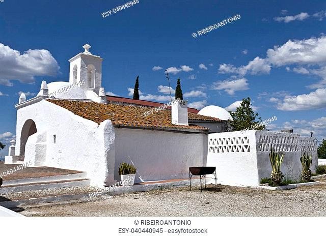 The Chapel of Our Lady of Guadalupe (Ermida de Nossa Senhora de Guadalupe) was built in the 16th century in mudejar style and is located in the Hill of St Gens...