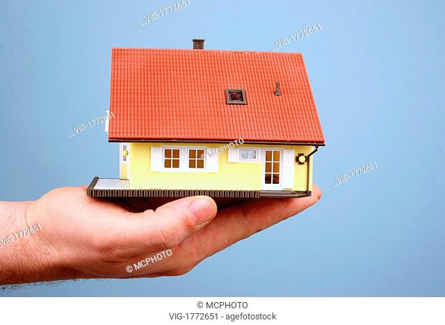 dream of a single family house - 01/01/2009