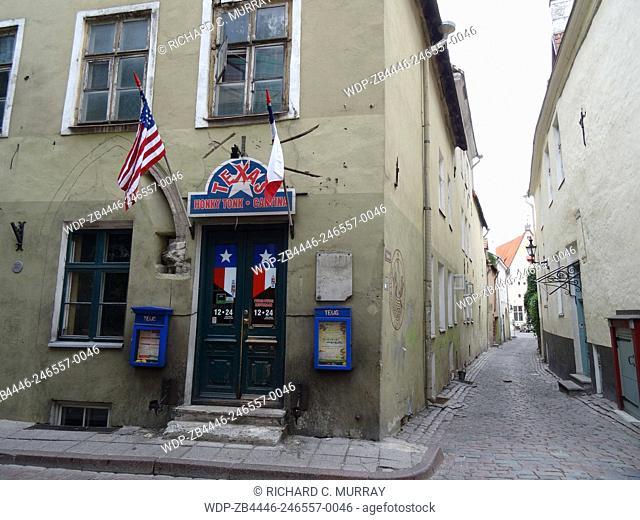 Texas Honky Tonk & Cantina (Pikk 43 Address) Old Medieval Town Tallinn-Tallinn, Estonia