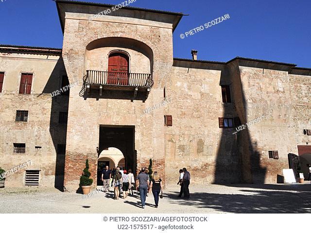 Spilamberto (Modena, Italy): Rocca Rangoni