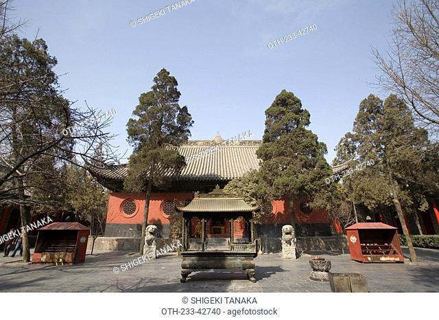 Baima Temple, Luoyang, Henan Province, China