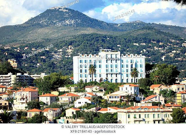 Nice, Le Righi, North district, Alpes-Maritimes, French Riviera, Côte d'Azur, Provence-Alpes-Côte d'Azur, France