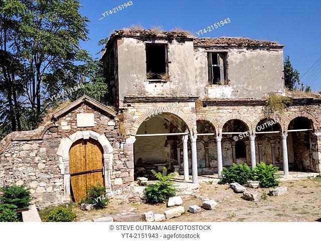 The 19thC Yeni Tzami Mosque, Mytilini Town, Mytilini, Greece