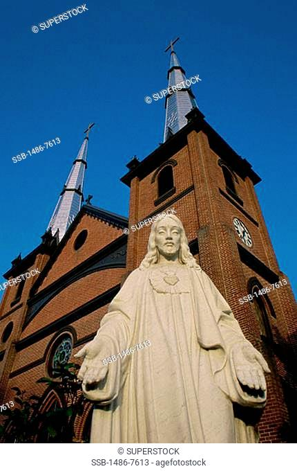 St. Johns Cathedral Fresno California, USA