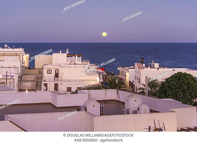 La Isleta, Cabo de Gata, Almeria, Spain