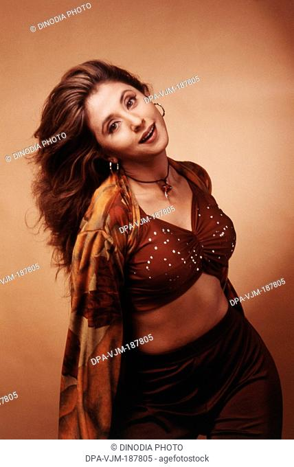 1998 Portrait of Indian film actress Urmila Matondkar
