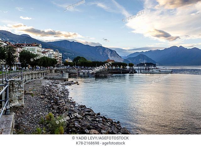 Stresa, Lake Maggiore, Piedmont, Italy