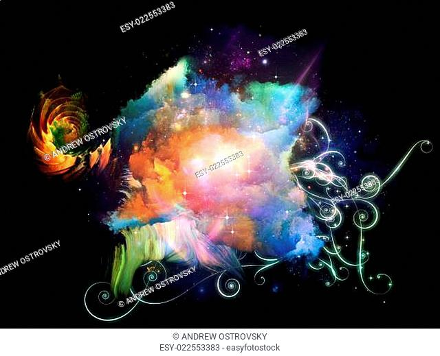 Cool Design Nebulae