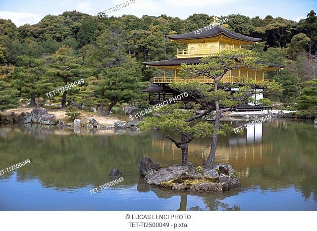 Japanese meditation temple