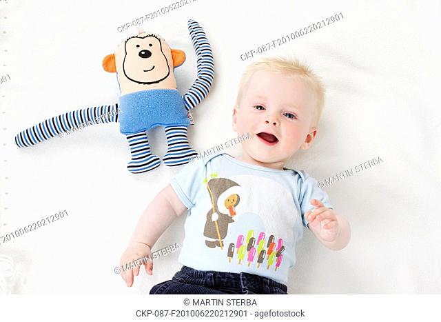 Child, son, toddler, baby CTK Photo/Martin Sterba, Josef Horazny , MR