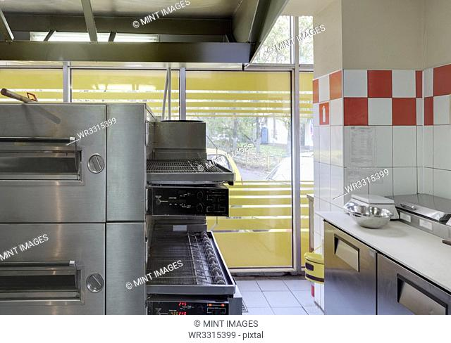Pizzeria Kitchen