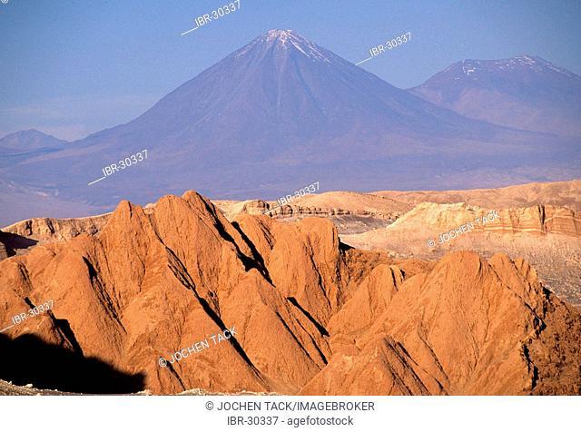 CHL, Chile, Atacama Desert: Valle de la Luna