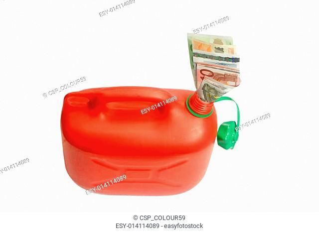 Petrol prize