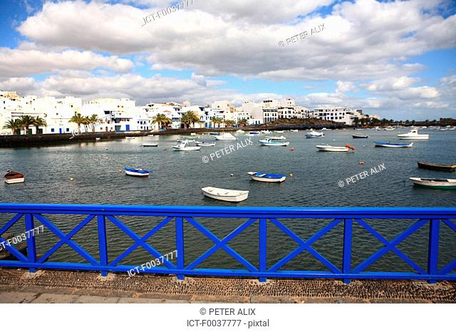 Spain, Canary islands, Lanzarote, Arrecife