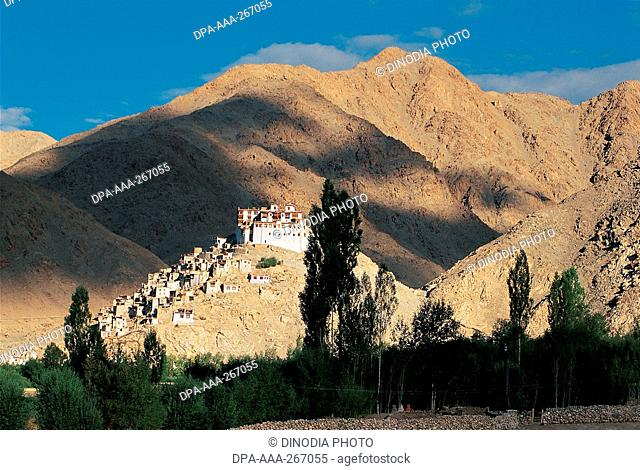 Village on Kailash Mansarovar trek Tibet