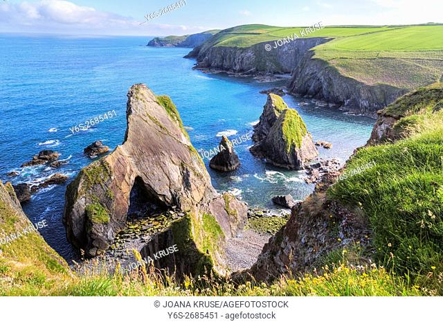 Nohoval Cove, Kensale, County Cork, Ireland