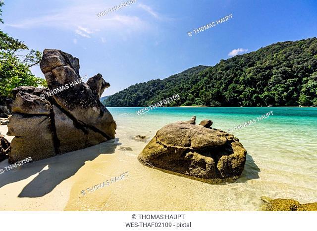 Thailand, Andaman Sea, Island Phang Nga