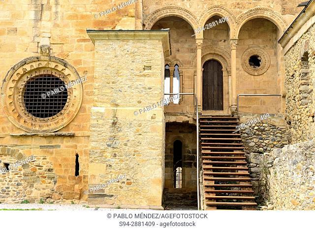 Monastery of Carracedo, Leon province, Spain