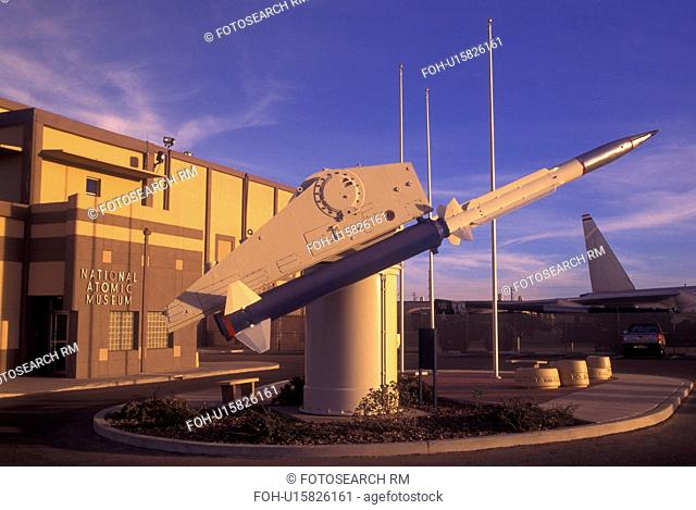 Albuquerque, NM, New Mexico, National Atomic Museum