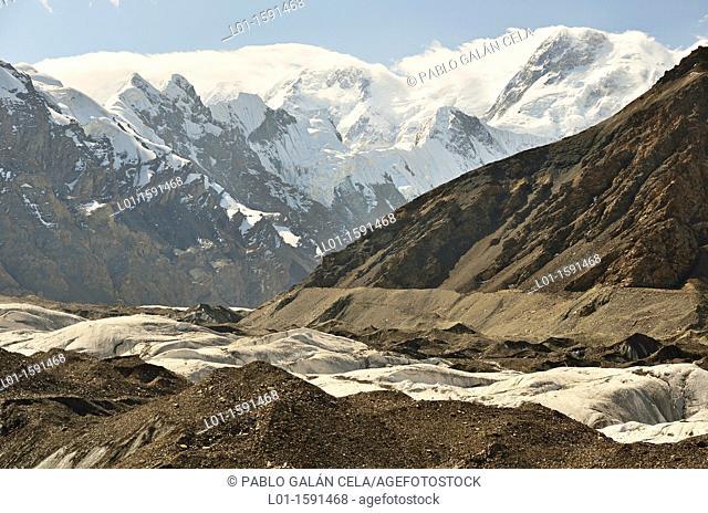 Glaciar Inyl'Chek