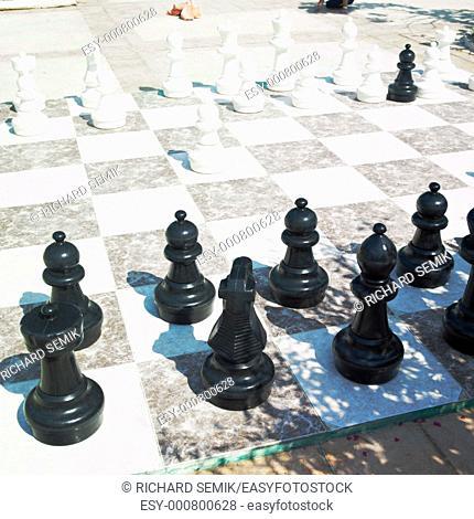 chess, Cayo Coco, Ciego de Ávila Province, Cuba