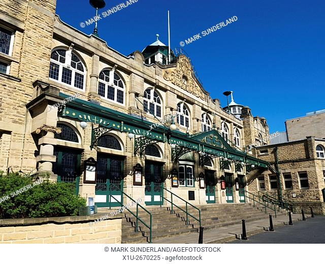 The Royal Hall at Harrogate North Yorkshire England