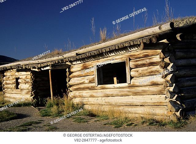 Cunningham Cabin, Grand Teton National Park, Wyoming