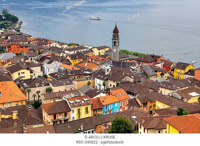 Ascona, Ticino, Lake Maggiore, Switzerland